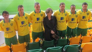 Norwich City FC Angry at Fan For Leaking New Kit