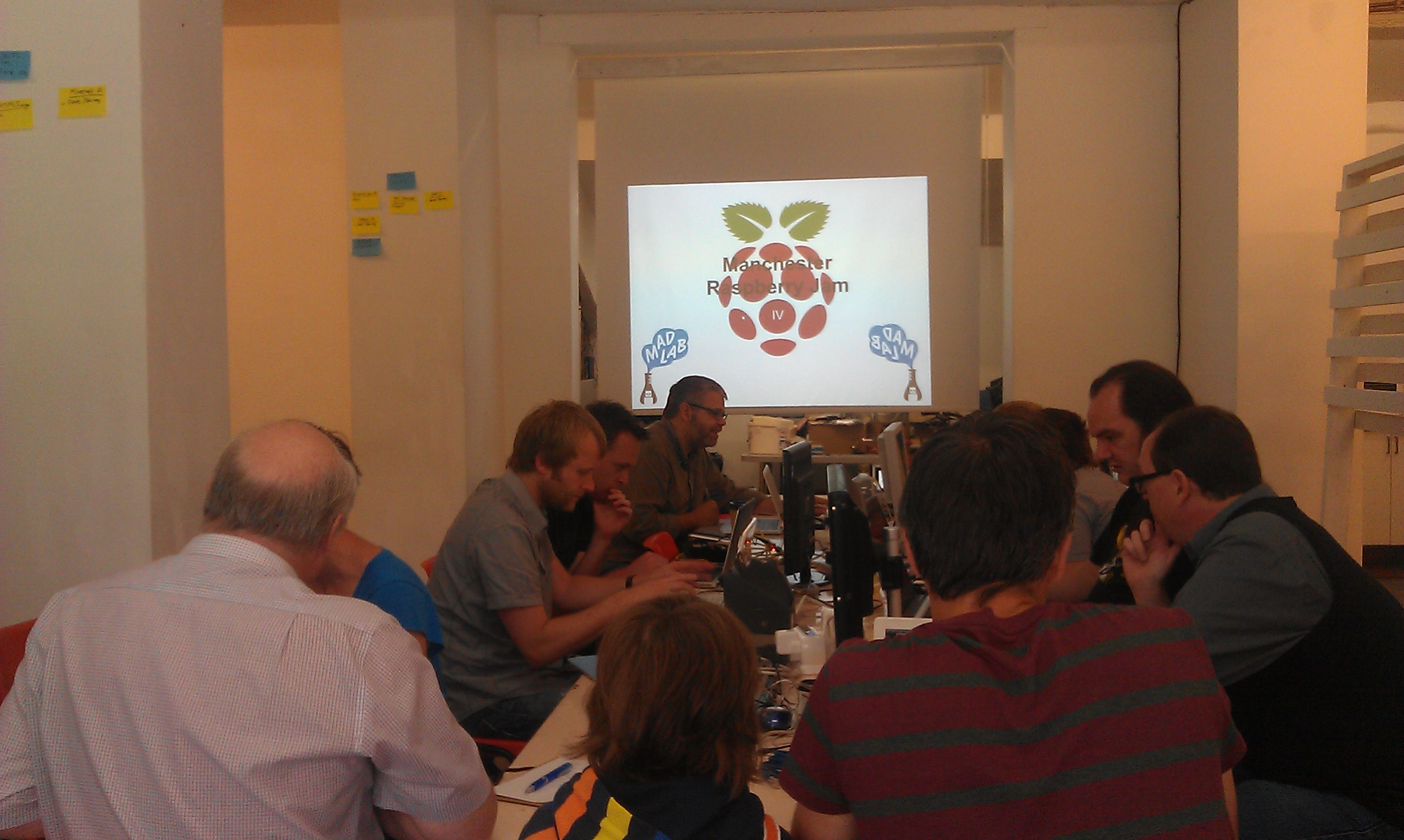 Manchester Raspberry Jam Continued