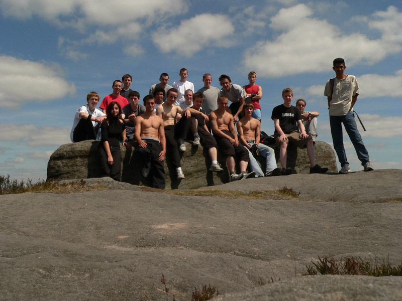 Northern Parkour Gathering 2006