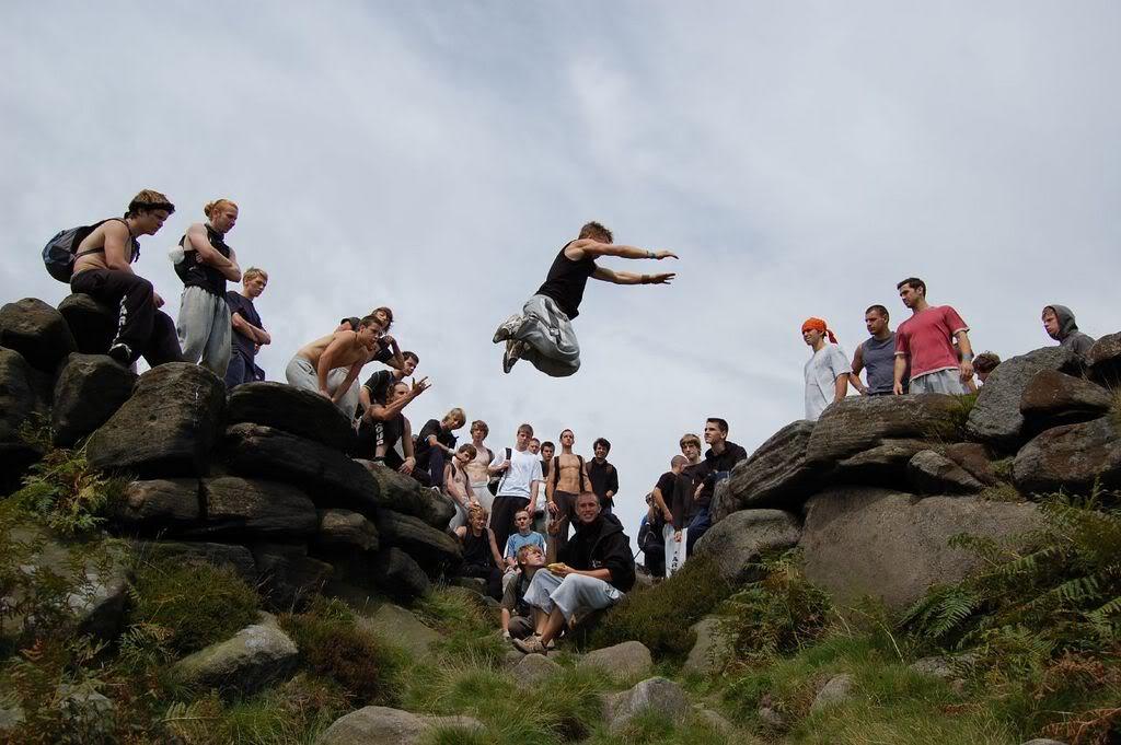 Trace Gathering 2007