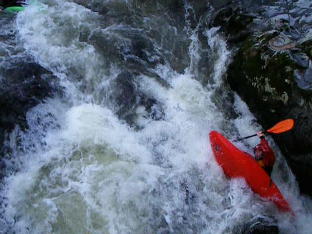 Kayaking In January
