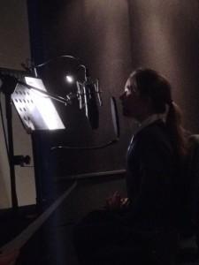 amy-recording