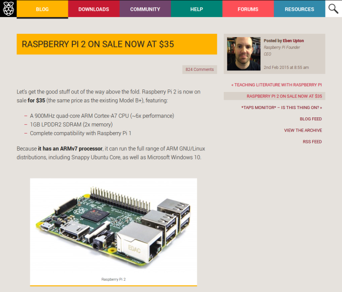 raspberry-pi-2--launch-website