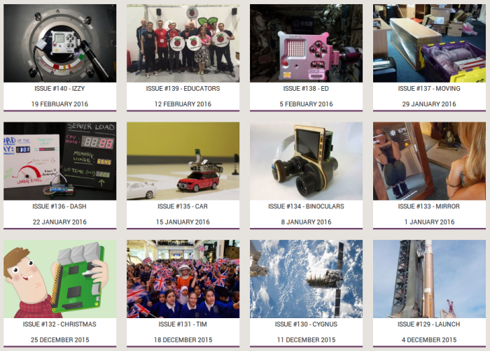 raspberry-pi-weekly-archive